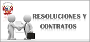 Resoluciones y Contratos
